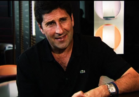 Jose Maria Olazabal - Captain of European Ryder Cup Team