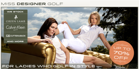Miss Designer Golf
